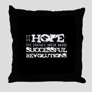 Hope Not Despair V2 Throw Pillow